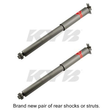 Ford Excursion                      Shock and Strut SetShock and Strut Set
