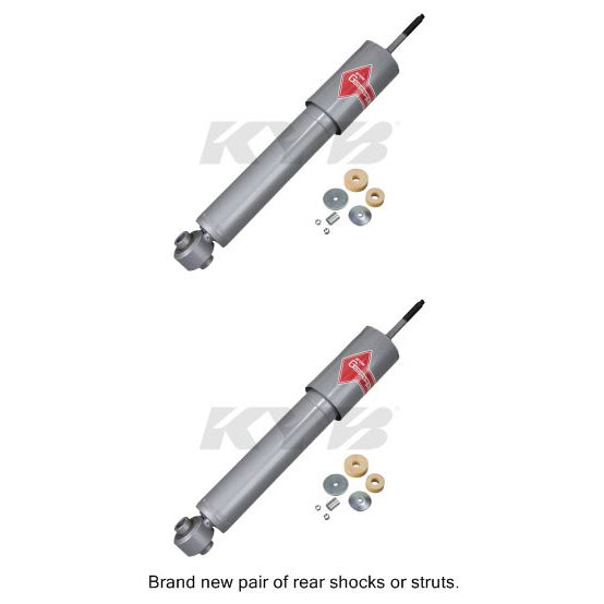 Jaguar Vanden Plas                    Shock and Strut SetShock and Strut Set