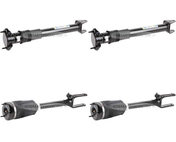 Mercedes_Benz GL450                          Shock and Strut SetShock and Strut Set