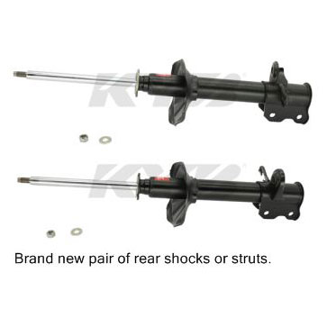 Nissan NX Coupe                       Shock and Strut SetShock and Strut Set