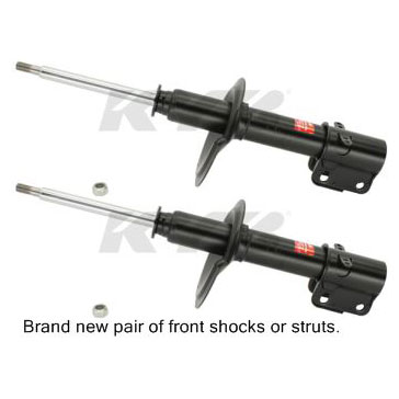 Dodge 400                            Shock and Strut SetShock and Strut Set