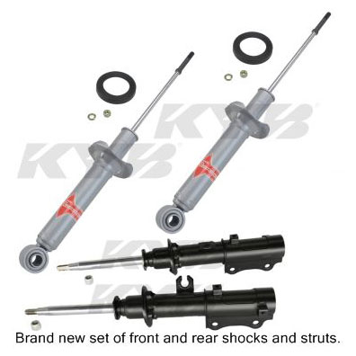 Mazda RX7                            Shock and Strut SetShock and Strut Set
