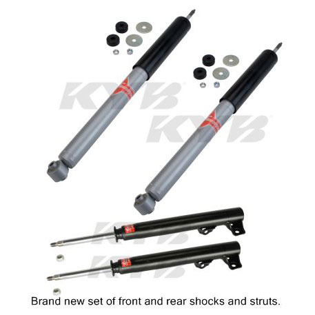 Mercedes_Benz 190D                           Shock and Strut SetShock and Strut Set