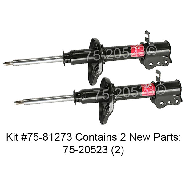Mazda 626                            Shock and Strut SetShock and Strut Set