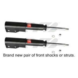Pontiac Firebird                       Shock and Strut SetShock and Strut Set