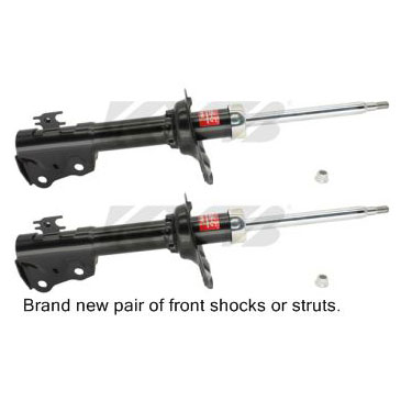 Toyota Echo                           Shock and Strut SetShock and Strut Set