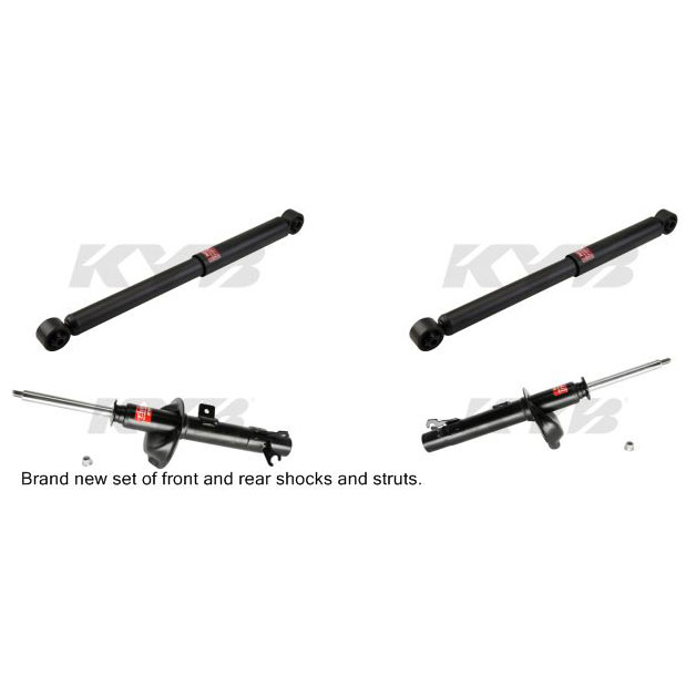 Ford Focus                          Shock and Strut SetShock and Strut Set