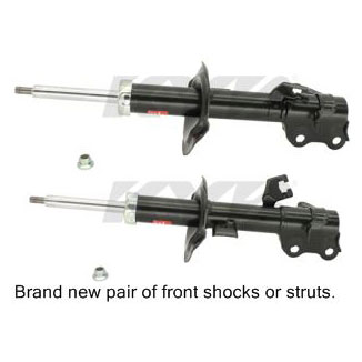 Nissan Versa                          Shock and Strut SetShock and Strut Set