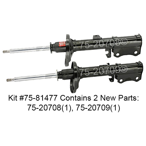 Toyota Celica                         Shock and Strut SetShock and Strut Set