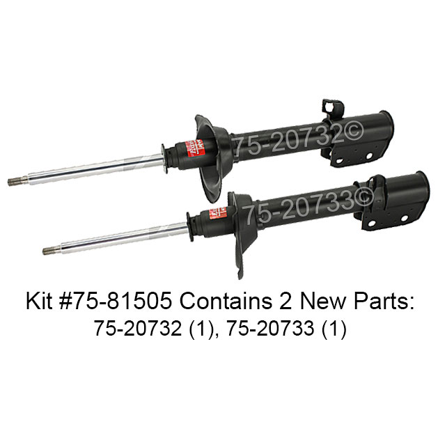 Subaru Forester                       Shock and Strut SetShock and Strut Set