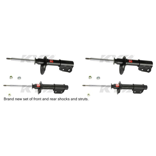 Chevrolet Malibu                         Shock and Strut SetShock and Strut Set