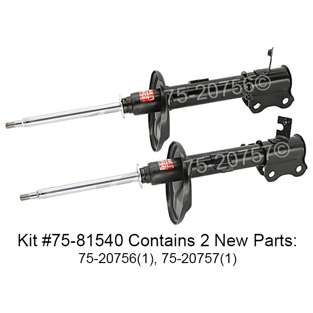 Lexus RX300                          Shock and Strut SetShock and Strut Set