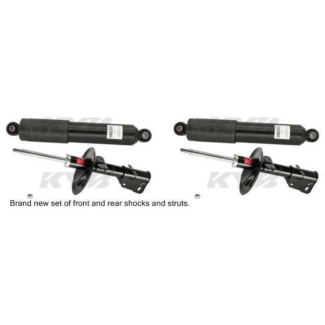 Dodge Grand Caravan                  Shock and Strut SetShock and Strut Set