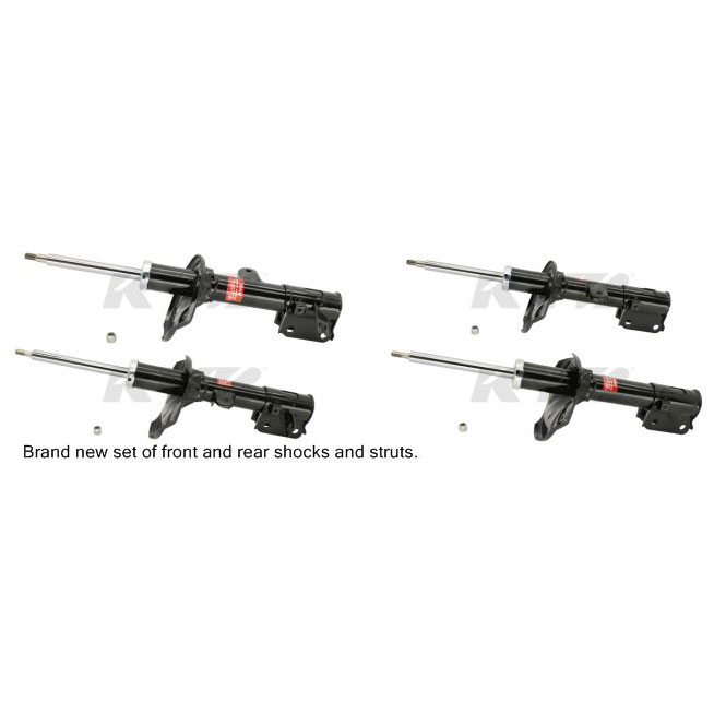 Hyundai Tucson                         Shock and Strut SetShock and Strut Set