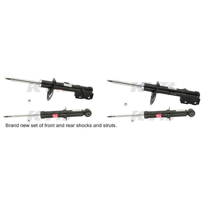 Jeep Compass                        Shock and Strut SetShock and Strut Set