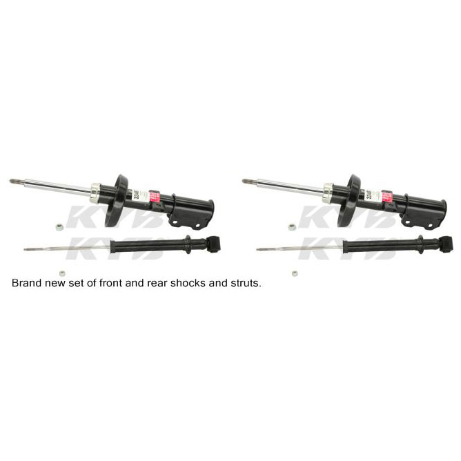 Saab 9-5                            Shock and Strut SetShock and Strut Set