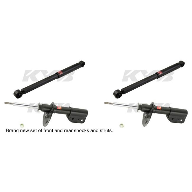 Pontiac Aztek                          Shock and Strut SetShock and Strut Set