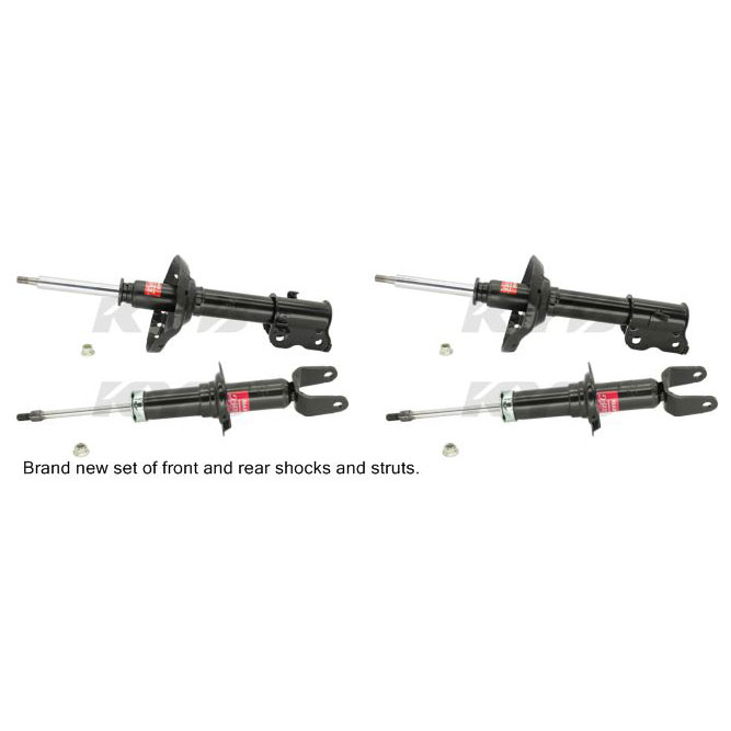 Subaru B9 Tribeca                     Shock and Strut SetShock and Strut Set