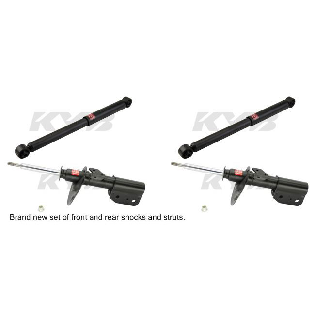 Pontiac Montana                        Shock and Strut SetShock and Strut Set