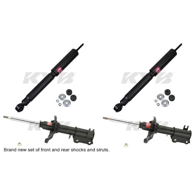 Kia Sedona                         Shock and Strut SetShock and Strut Set