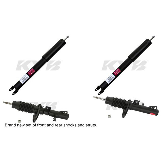 Lincoln Continental                    Shock and Strut SetShock and Strut Set