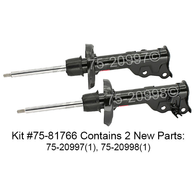 Honda Civic                          Shock and Strut SetShock and Strut Set