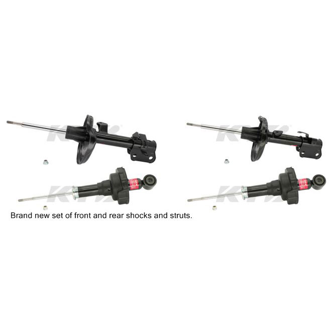 Honda Ridgeline                      Shock and Strut SetShock and Strut Set