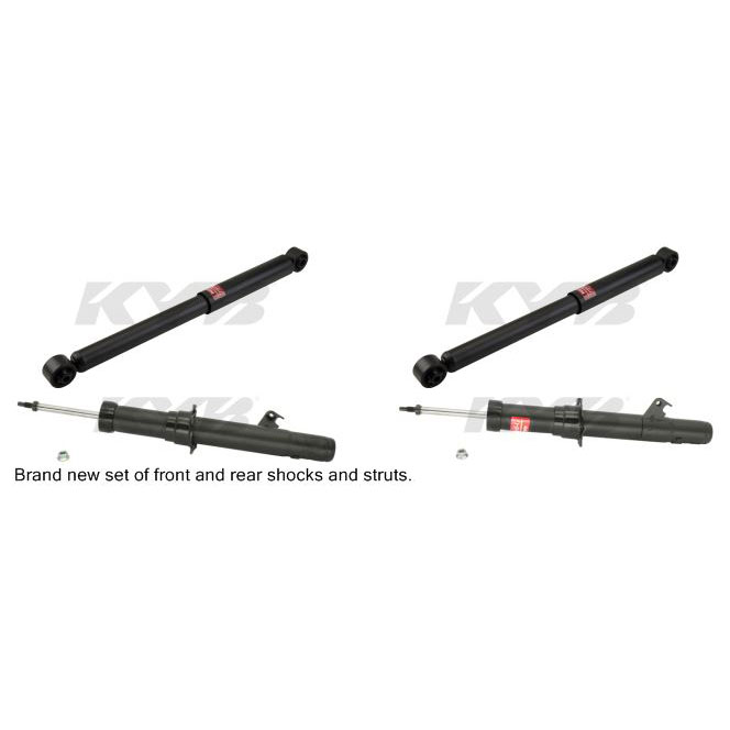Mercury Milan                          Shock and Strut SetShock and Strut Set