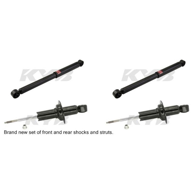 Nissan Titan                          Shock and Strut SetShock and Strut Set