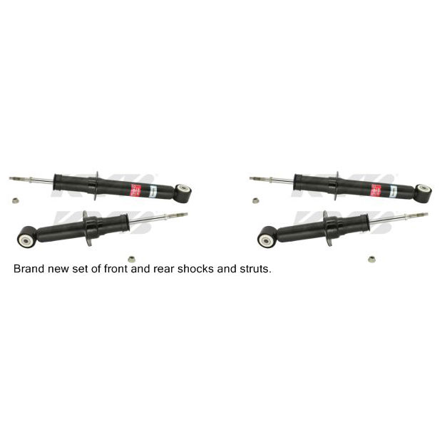 Lincoln LS                             Shock and Strut SetShock and Strut Set