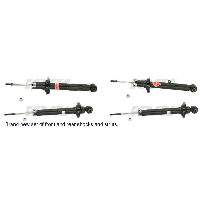 Lexus GS300                          Shock and Strut SetShock and Strut Set