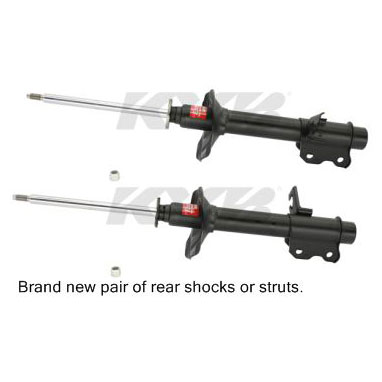 Nissan Pulsar                         Shock and Strut SetShock and Strut Set