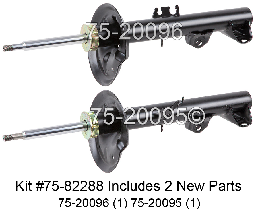 BMW 318ti                          Shock and Strut SetShock and Strut Set