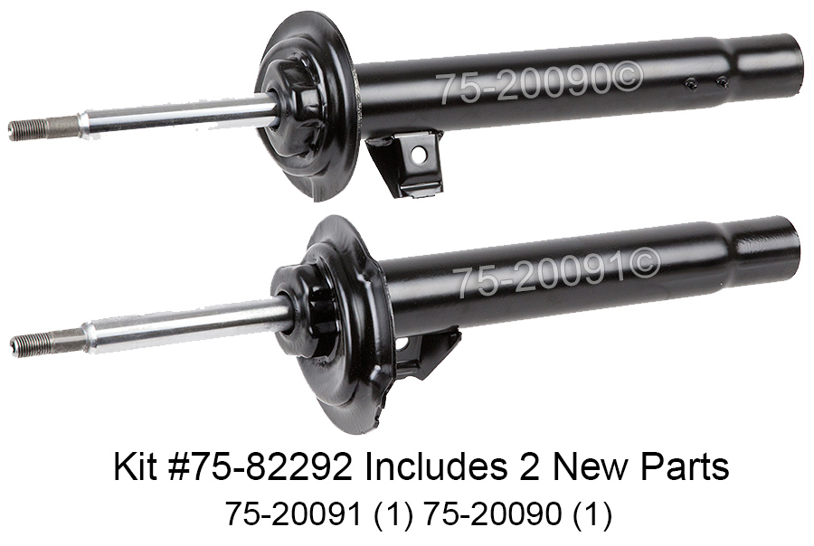 BMW 328                            Shock and Strut SetShock and Strut Set