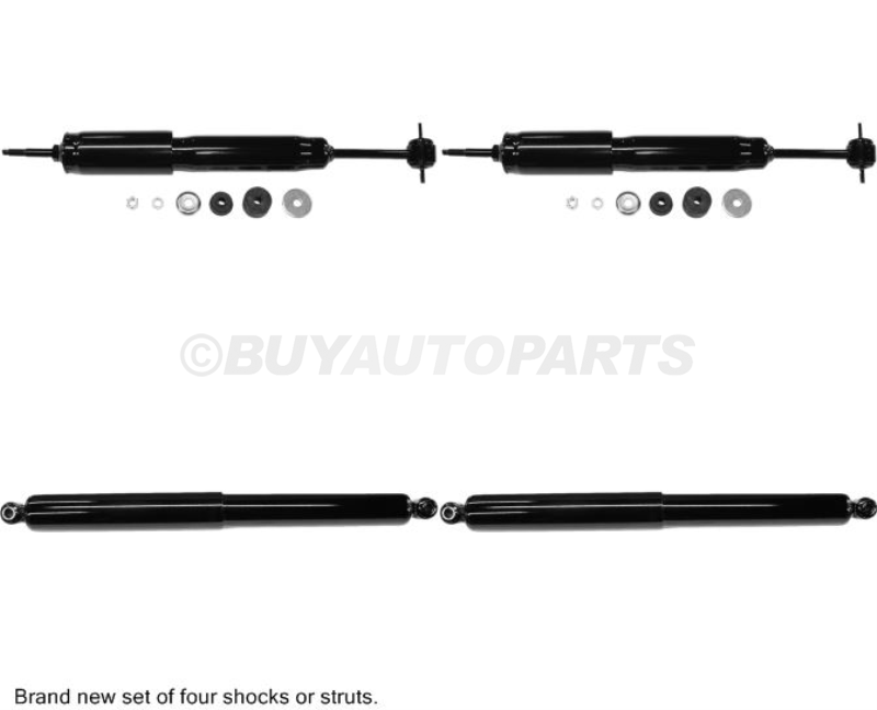 Mazda B-Series Truck                 Shock and Strut SetShock and Strut Set
