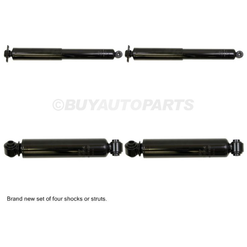 Chevrolet S10 Truck                      Shock and Strut SetShock and Strut Set