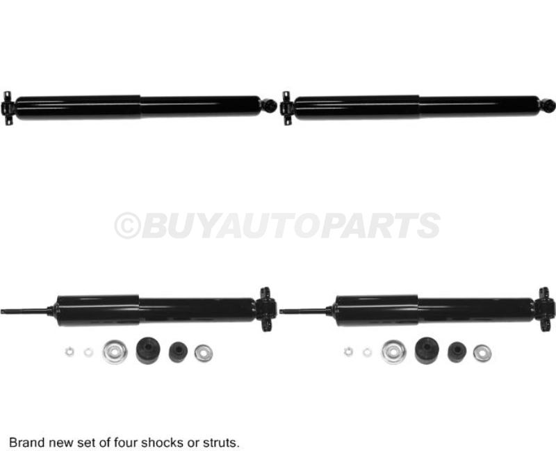 Chevrolet Tahoe                          Shock and Strut SetShock and Strut Set