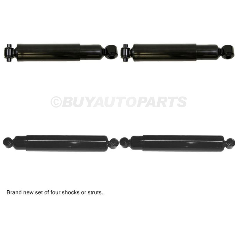 GMC Sierra                         Shock and Strut SetShock and Strut Set