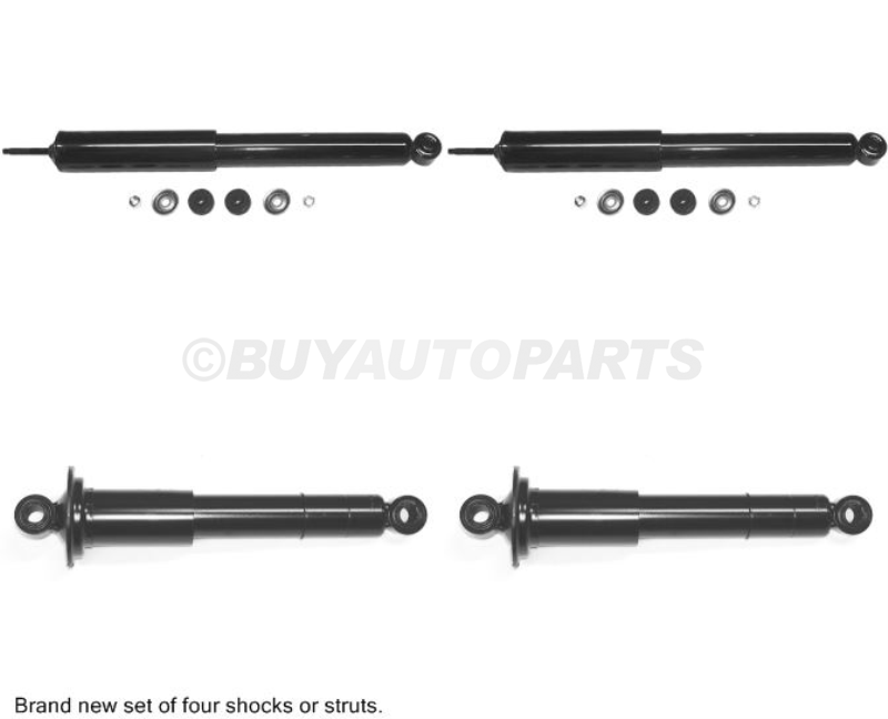 Jaguar XJ6                            Shock and Strut SetShock and Strut Set