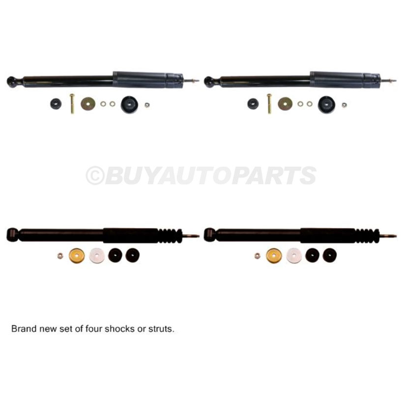 Mercedes_Benz C280                           Shock and Strut SetShock and Strut Set