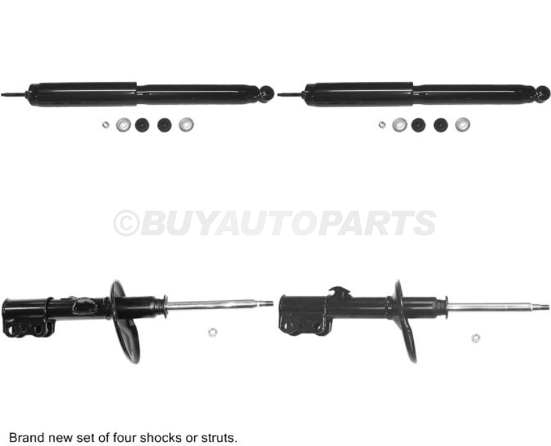 Toyota Sienna                         Shock and Strut SetShock and Strut Set