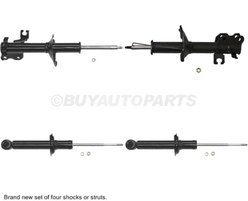 Nissan 200SX                          Shock and Strut SetShock and Strut Set
