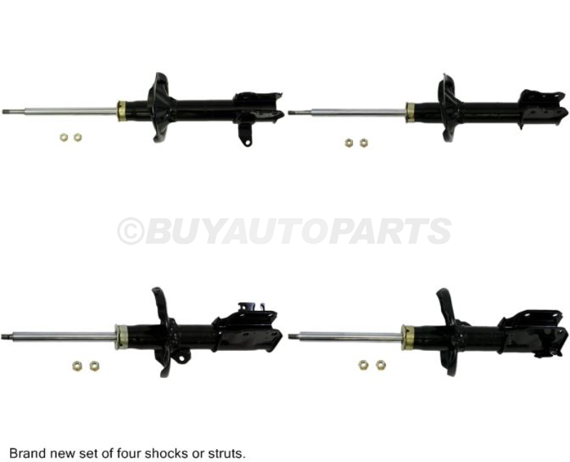Mazda Protege                        Shock and Strut SetShock and Strut Set