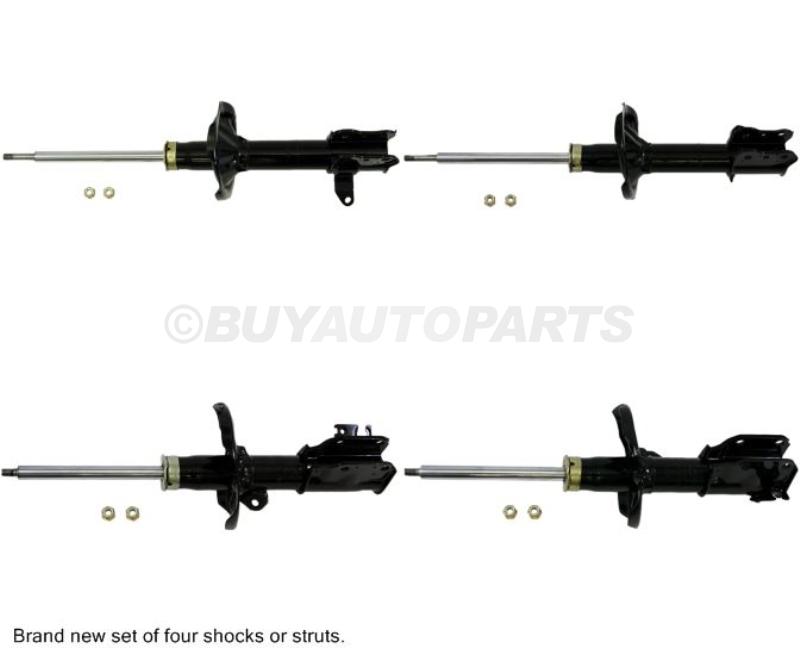 Mazda Protege                        Shock and Strut SetShock and Strut Set