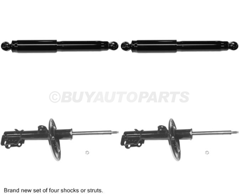 Plymouth Grand Voyager                  Shock and Strut SetShock and Strut Set