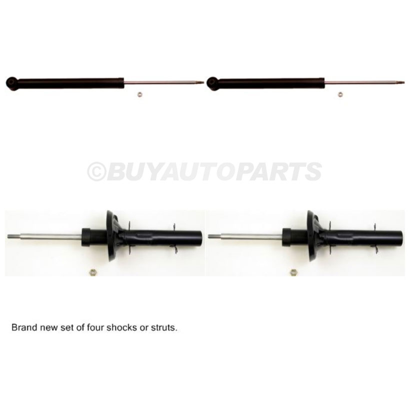 Volkswagen Golf                           Shock and Strut SetShock and Strut Set