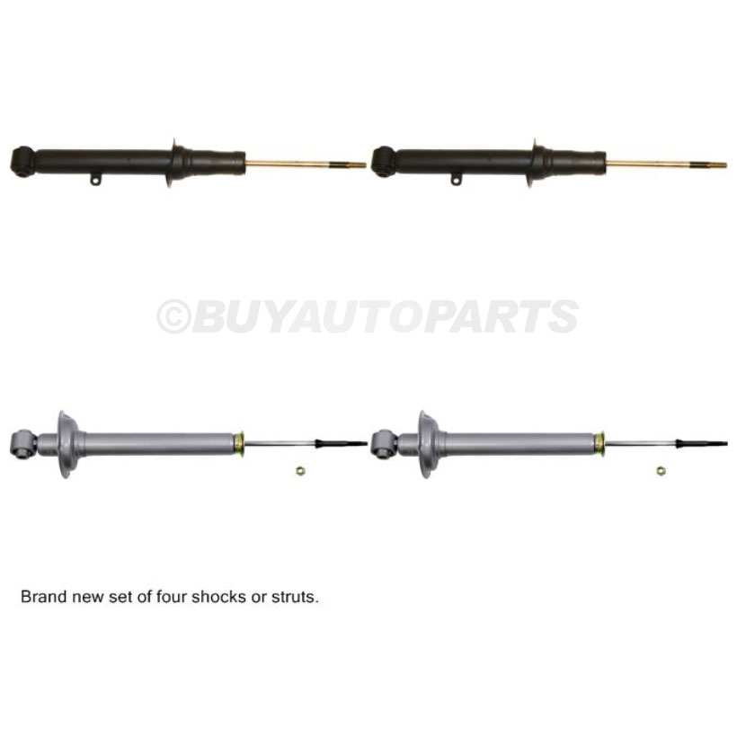 Lexus GS400                          Shock and Strut SetShock and Strut Set