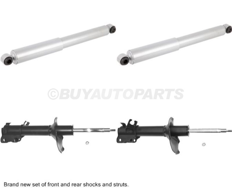 Nissan Quest                          Shock and Strut SetShock and Strut Set