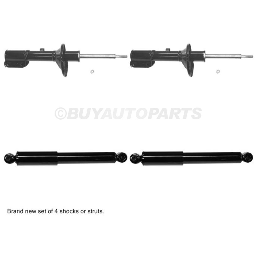 Dodge Colt Vista                     Shock and Strut SetShock and Strut Set