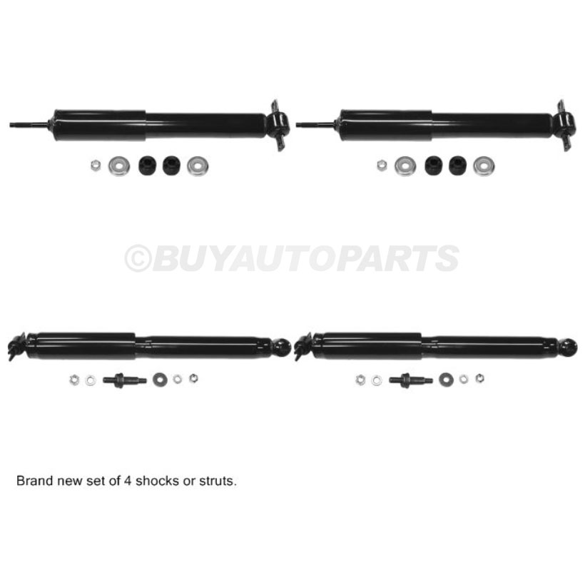 Cadillac Fleetwood                      Shock and Strut SetShock and Strut Set